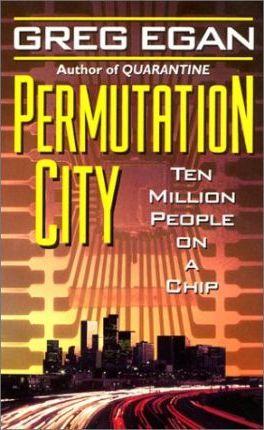 Permutation City - book cover