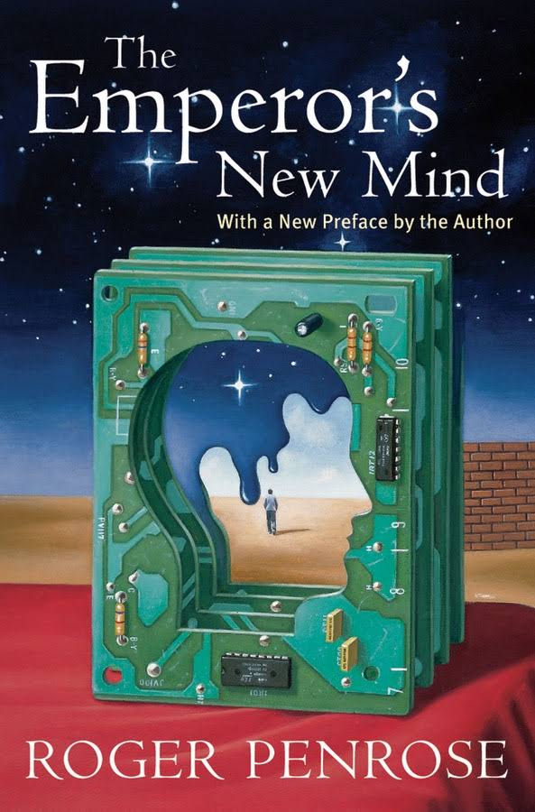 The Emperor's New Mind - book cover